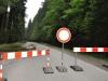 Rizikové kácení – silnice Eš – 06/2013