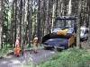 Opravy lesních svážnic